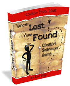 Once Lost, Now Found: Creative Scavenger Hunts